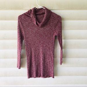 Marled Eva Mendes New York and company blouse